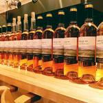 ブラッスリーセルクル - サントリージャパンプレミアム 塩尻メルロロゼはグラスでも提供
