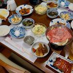 画家の宿 志満屋 - 料理写真:夕食