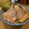 らーめん・つけめん虎心 - 料理写真:虎二郎、豚増し、アブラ増し、ニンニク少な目