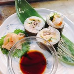 晴れたり曇ったり - 海鮮寿司