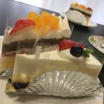 モンドール洋菓子店 - 料理写真: