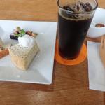 レストラン かりよん - 料理写真:バリエセット