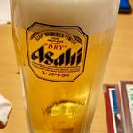 寿司居酒屋 や台ずし - ドリンク写真:
