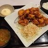 とんきち - 料理写真:から揚げマウンテン定食