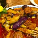 中華菜館 同發 - 麻婆茄子