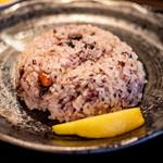 スープカレーと季節野菜ダイニング 彩 - 十穀米