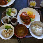 東京工科大学職員食堂 - 料理写真:昼食