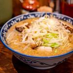 麺屋 雄 - 料理写真:ガッツリ麺