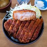 110960608 - 特製ソースカツ丼