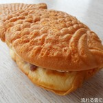多田克彦の店 - 料理写真:ワッフルたい焼き