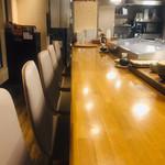 晩酌食堂 Hanaco+ - 内観1
