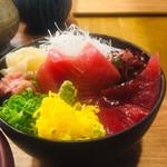 晩酌食堂 Hanaco+ - マグロ丼