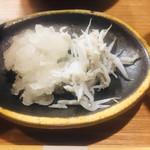 晩酌食堂 Hanaco+ - シラスおろし