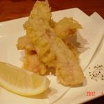 グローバルキッチン An - 豚トロ天ぷら