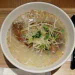 春水堂 - 柚子塩排骨麺