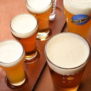 【クラフトビールがおすすめ】約30種の世界のクラフトビール