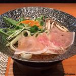蕾 - 豚しゃぶ小鍋立