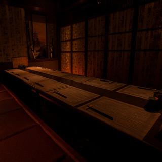 忍者屋敷のような空間
