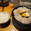 天天有 - 料理写真:煮玉子チャーシューメン(定番) & 御飯(小)