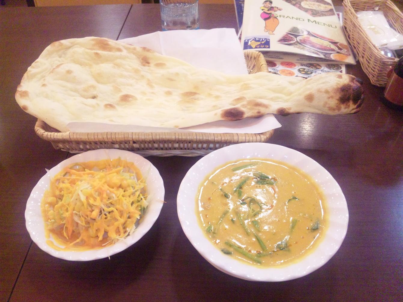 インドカレーレストラン マサラ リヴィンみずほ店