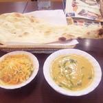 インドカレーレストラン マサラ - キーマカレー