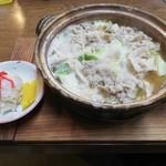 ぼっちり - 料理写真: