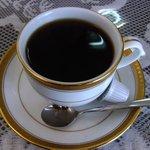 喜久屋カレー店 - サービスしていただいたコーヒー