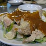 天鴻餃子房 - 棒々鶏