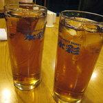 四川家庭料理 珍々 - ウーロン茶