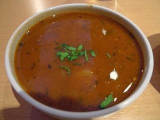 ジャイヒンド - ラジマ豆とポテトのカレー(ランチ)