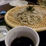 金魚屋 - 蕎麦