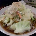 金魚屋 - 野菜そば