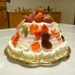 11100450 - クリスマスケーキ
