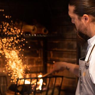 北欧料理をベースに、日本の四季を織り込んだハイブリッド料理