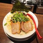 博多ラーメン 一心堂  - 野菜いっぱいラーメン