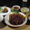 丸八 - 料理写真:ロースかつ定食