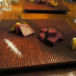 春秋ツギハギ - お肉料理