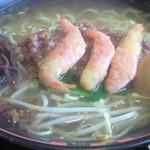 台湾麺屋 HO-JA - 擔仔麺(ダーアーミー)