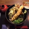 一福 - 料理写真:天ぷらそば 冷 970円