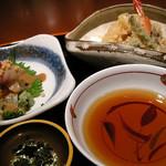中村孝明YOKOHAMA - 鯛茶漬のセット