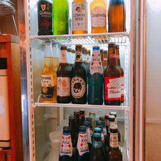 世界のビールは夏を待っていました