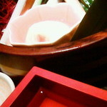 11103755 - バーニャカウダと新春振舞い酒