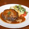 ハマチョウ - 料理写真:ハンバーグ