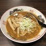 PORTO - 鶏骨ラーメンしょうゆ+チャーシュー 900円