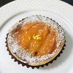 111034384 - サクサクしたタルトとジューシィなグレープフルーツ♡朝食にもおやつにもヽ(´▽`)/♡