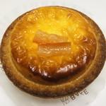 ベイク チーズ タルト - 焼きたてオレンジヨーグルトチーズタルト