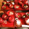 駒の湯山荘 - 料理写真:いろとりどりの山菜料理