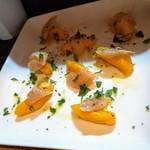 RITROVO - カボチャのニョッキと鶏ササミの生ハム