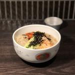 炭火焼肉 Tomo's ホルモン - 冷麺