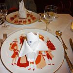 カフェレストラン フィガロ - ディナー・テーブル